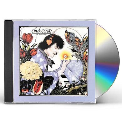 Chick Corea Leprechaun, The CD