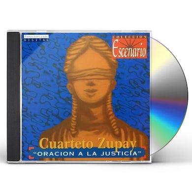 Cuarteto Zupay ORACION A LA JUSTICIA CD