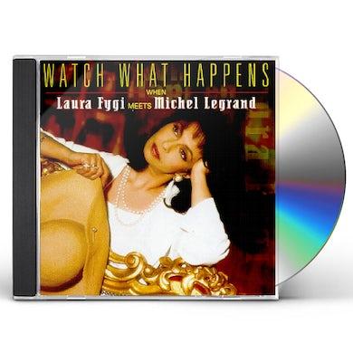 Laura Fygi WATCH WHAT HAPPENS CD