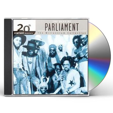 Parliament 20TH CENTURY MASTERS CD