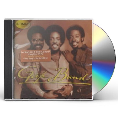 Gap Band ULTIMATE COLLECTION CD