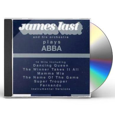 James Last PLAYS ABBA CD