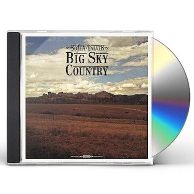 Sofia Talvik BIG SKY COUNTRY CD