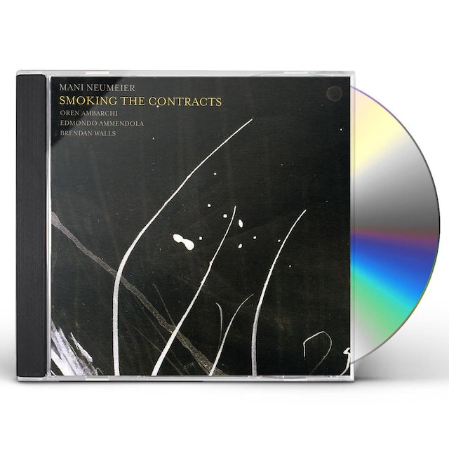 Mani Neumeier SMOKING THE CONTRACTS CD
