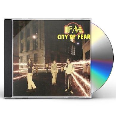 FM  CITY OF FEAR CD