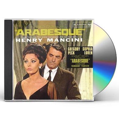 Henry Mancini ARABESQUE - Original Soundtrack CD