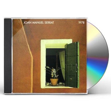 Joan Manuel Serrat 1978 CD