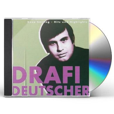 Drafi Deutscher KEEP SMILING CD