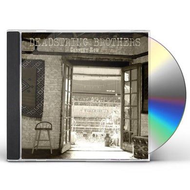 Deadstring Brothers CANNERY ROW CD