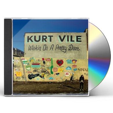 Kurt Vile WAKIN ON A PRETTY DAZE CD