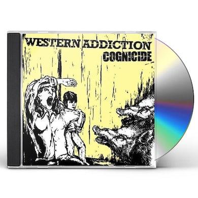 Western Addiction COGNICIDE CD