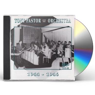 Tony Pastor 1944-46 CD