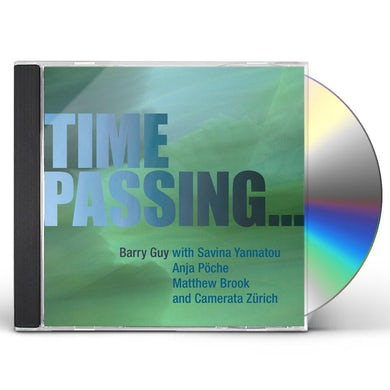 Barry Guy GUY: TIME PASSING CD