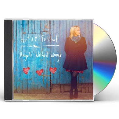 Heidi Talbot ANGELS WITHOUT WINGS CD
