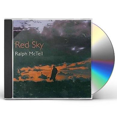 Ralph McTell RED SKY CD