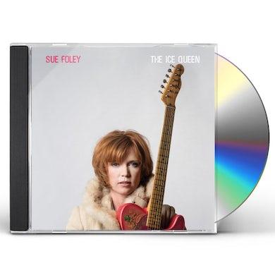 Sue Foley ICE QUEEN CD
