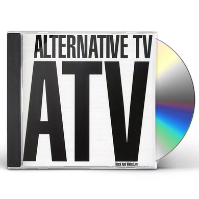 Alternative TV BLACK & WHITE: LIVE CD