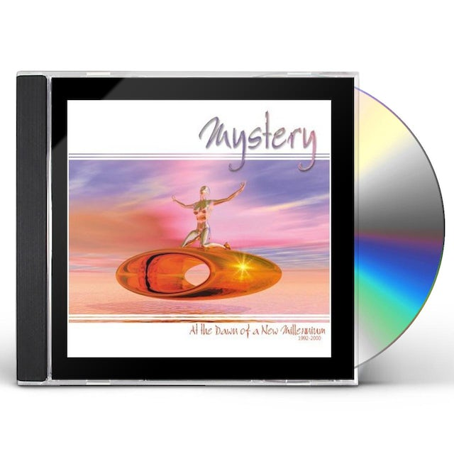 Mystery AT THE DAWN OF A NEW MILLENNIUM 1992 - 2000 CD