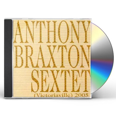Anthony Braxton VICTORIAVILLE 2005 CD