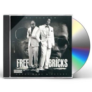 Gucci Mane FREE BRICKS CD