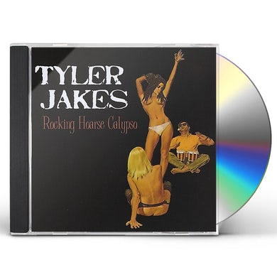 Tyler Jakes ROCKING HOARSE CALYPSO CD