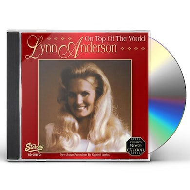 Lynn Anderson ON TOP OF THE WORLD CD