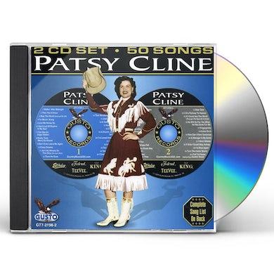 Patsy Cline 50 SONGS CD