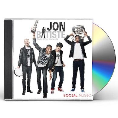 Jon Batiste & Stay Human SOCIAL MUSIC CD