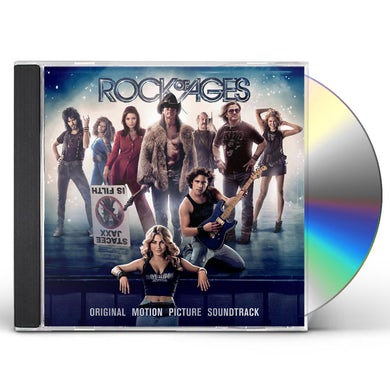 Rock Of Ages / O.S.T. CD
