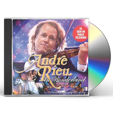 Andre Rieu IN WONDERLAND CD