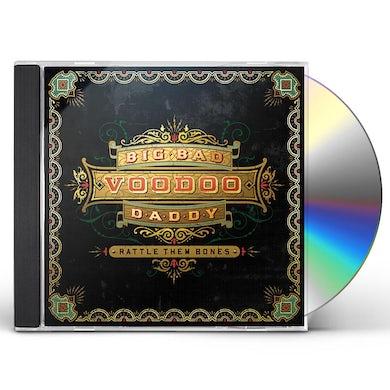 Big Bad Voodoo Daddy  Rattle Them Bones CD