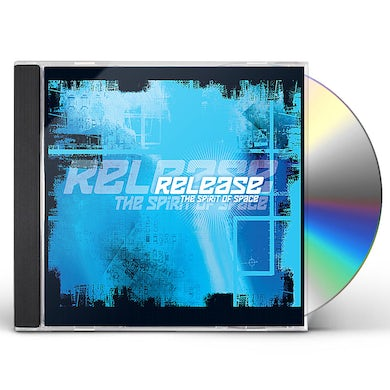 Release SPIRIT OF SPACE CD