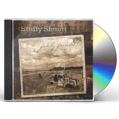 Stuffy Shmitt FAMILY FAVORITES CD
