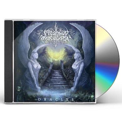 Fleshgod Apocalypse ORACLES CD