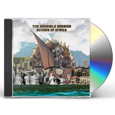 Invisible Session ECHOES OF AFRICA CD