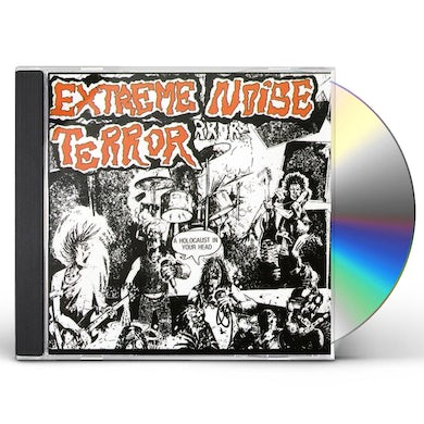 Extreme Noise Terror HOLOCAUST IN MY HEAD CD
