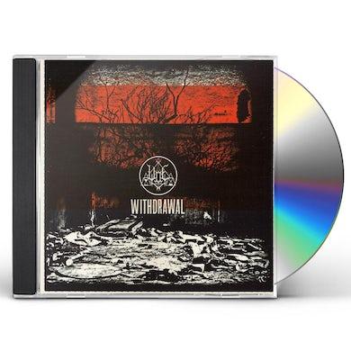 Woe WITHDRAWAL CD