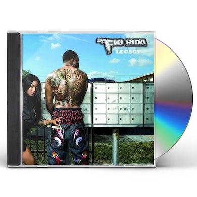Flo Rida LEGACY CD