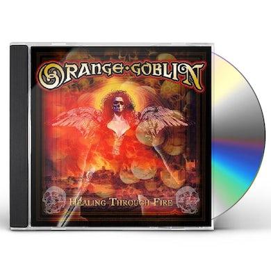 Orange Goblin HEALING THROUGH FIRE CD