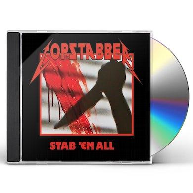 Copstabber STAB EM ALL CD