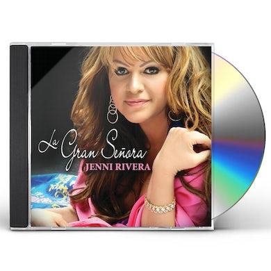 Jenni Rivera GRAN SENORA CD