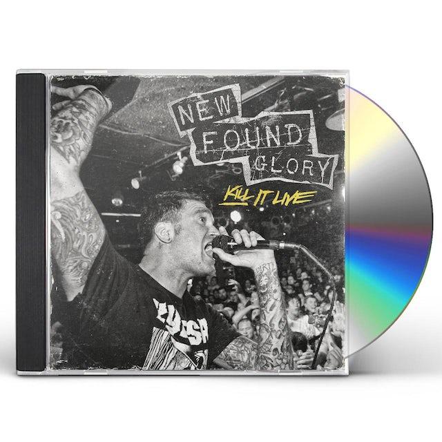 New Found Glory KILL IT LIVE CD