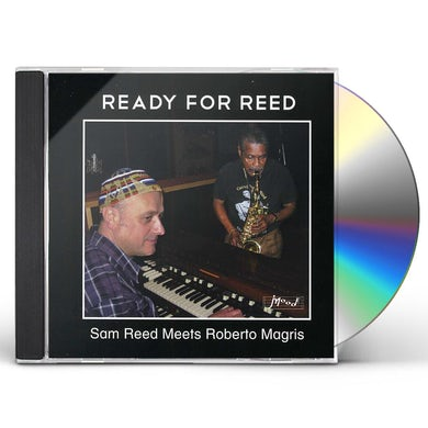 READY FOR REED: SAM REED MEETS ROBERTO MAGRIS CD