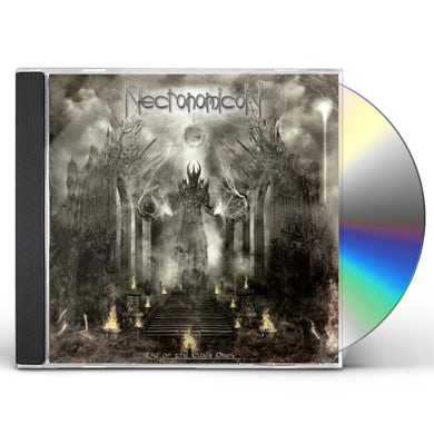Necronomicon RISE OF THE ELDER ONES CD