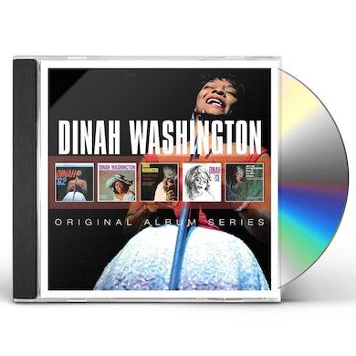 Dinah Washington ORIGINAL ALBUM SERIES CD