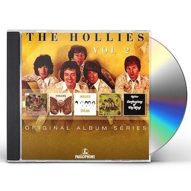 The Hollies ORIGINAL ALBUM SERIES 2 CD