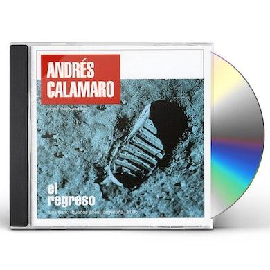 Andres Calamaro REGRESO CD
