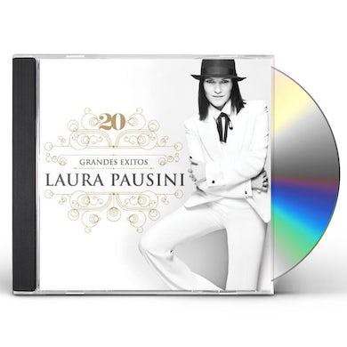 Laura Pausini 20 GRANDES EXITOS CD