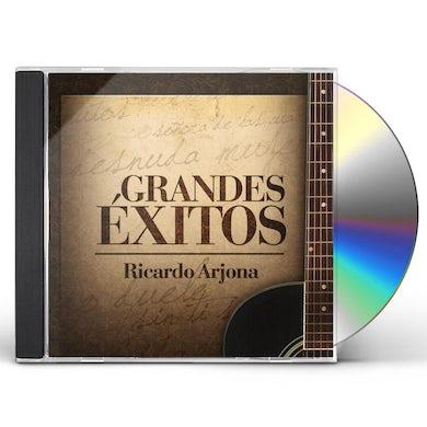 RICARDO ARJONA GRANDES EXITOS CD