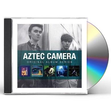 Aztec Camera ORIGINAL ALBUM SERIES CD